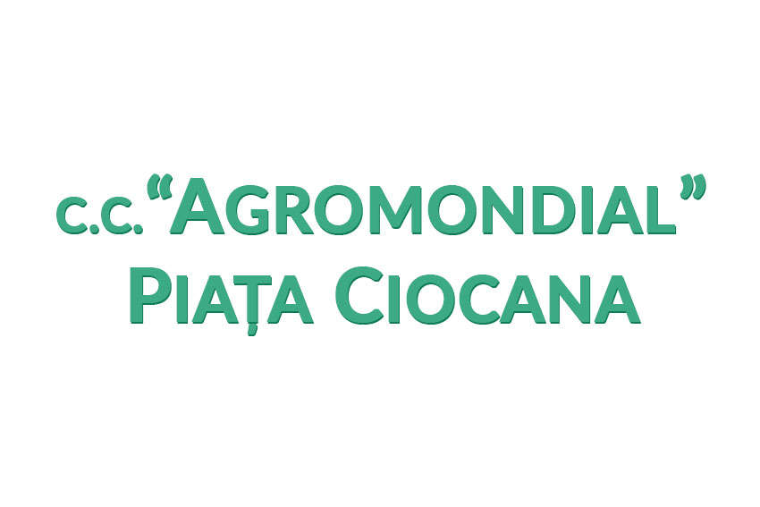 Commercial center Agromondial Market Ciocana