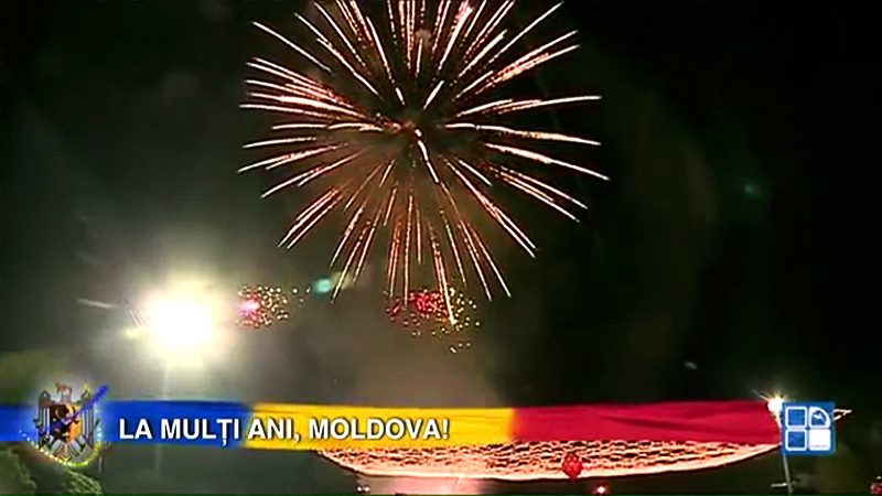 Independence Day, Moldova